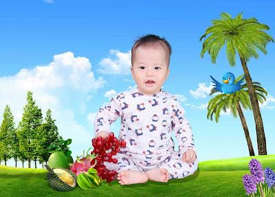 Ghép hình baby
