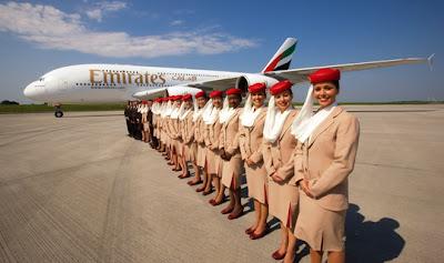 Tráfego - [Internacional] Emirates é a maior companhia aérea mundial em tráfego internacional  First+airbus+A380_tcm233-353719
