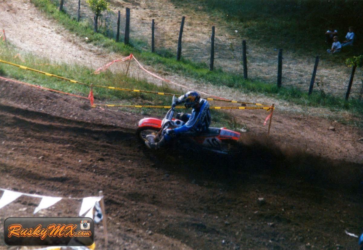 Damon Bradshaw Unadilla 1997
