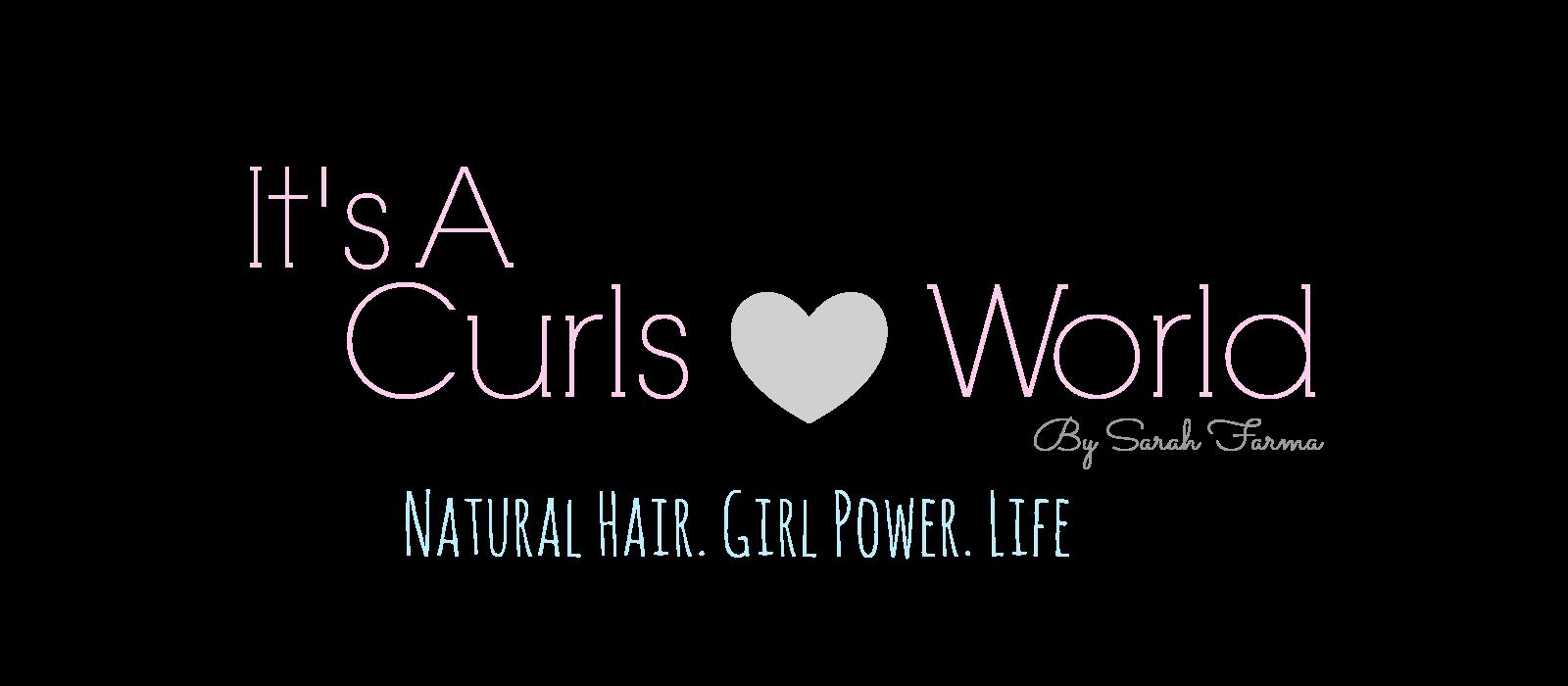 It's A Curls World