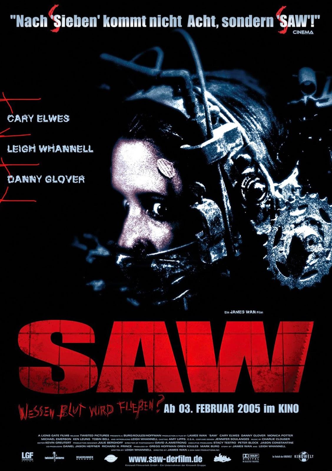 SAW - ΣΕ ΒΛΕΠΩ (2004) ταινιες online seires xrysoi greek subs