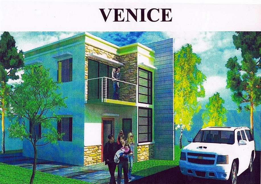 Villa Grande Heights, Toril, Davao City, Venice Model