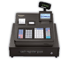 Sharp ER-A347 with credit card interface