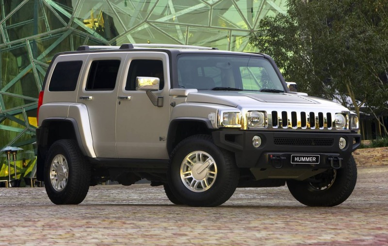 Only Cars Hummer H3 Info Pics