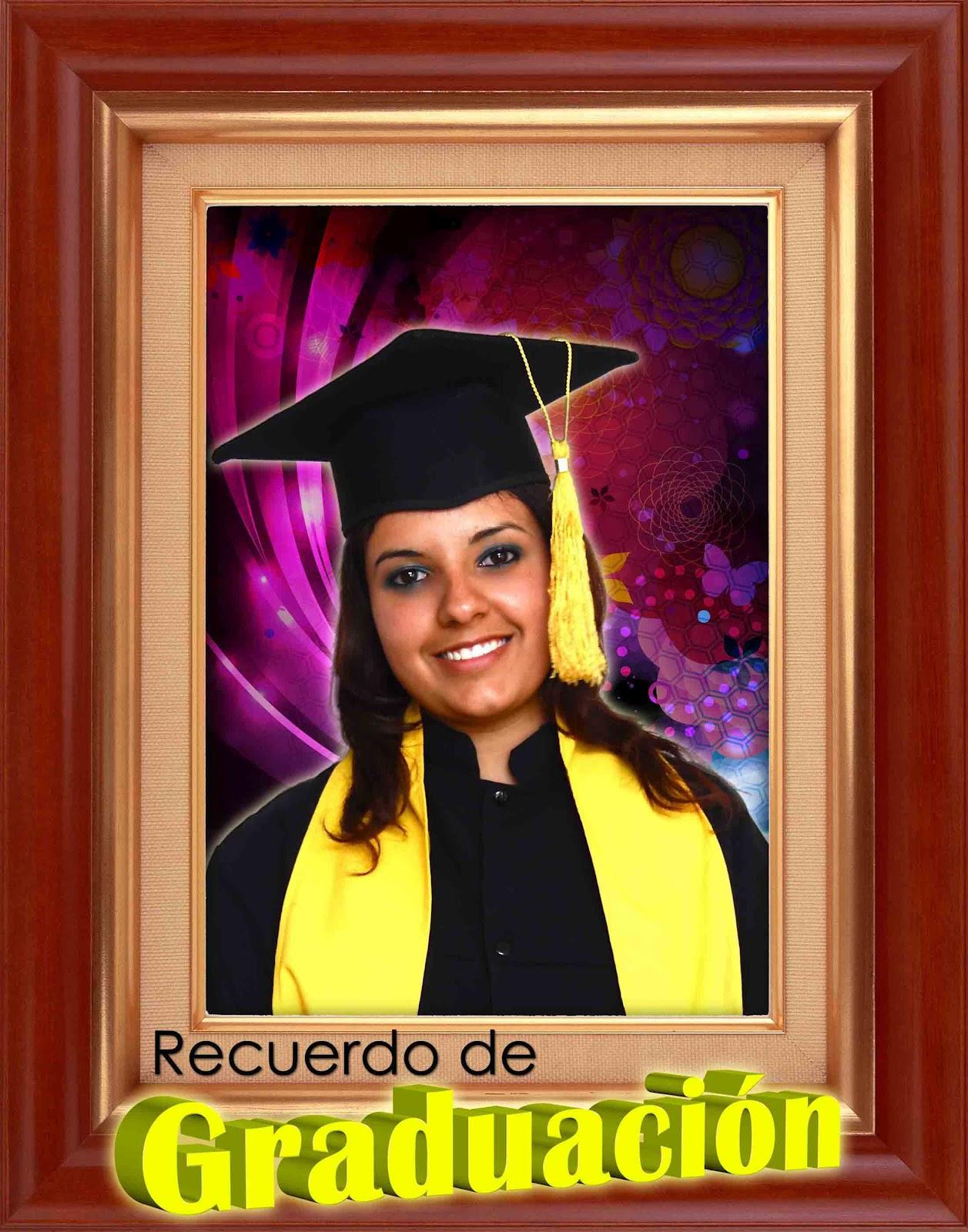 Marco para tus foto de graduación - **El blog del diseñador descargar