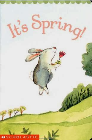 bookcover of IT'S SPRING  by Samantha Berger