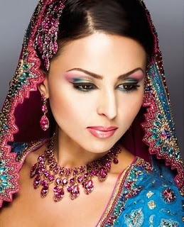 Asian wedding make up artist