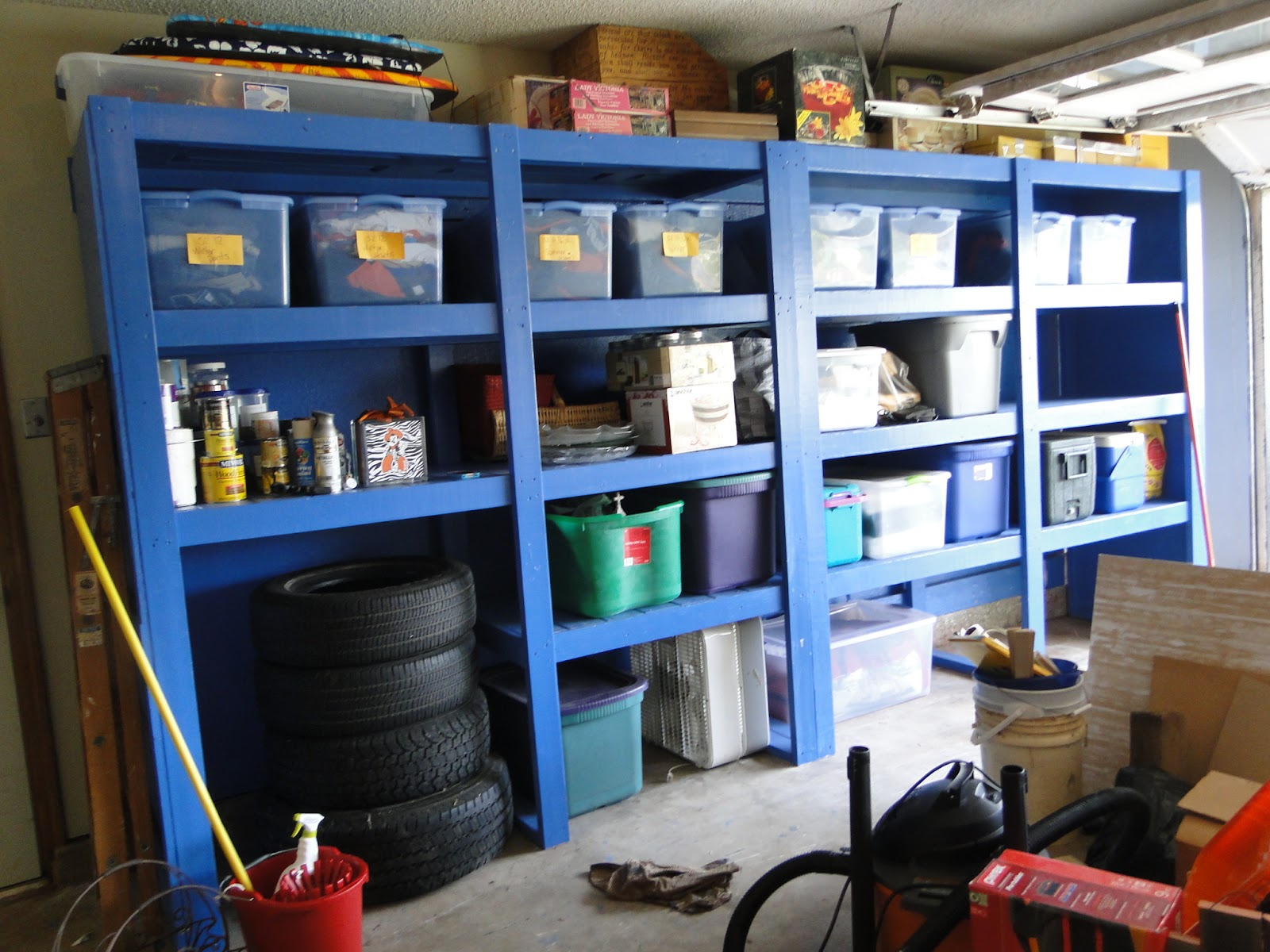 Garage Shelves. Garage Storage