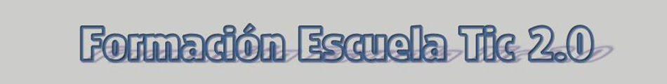 Escuela TIC: Módulo II