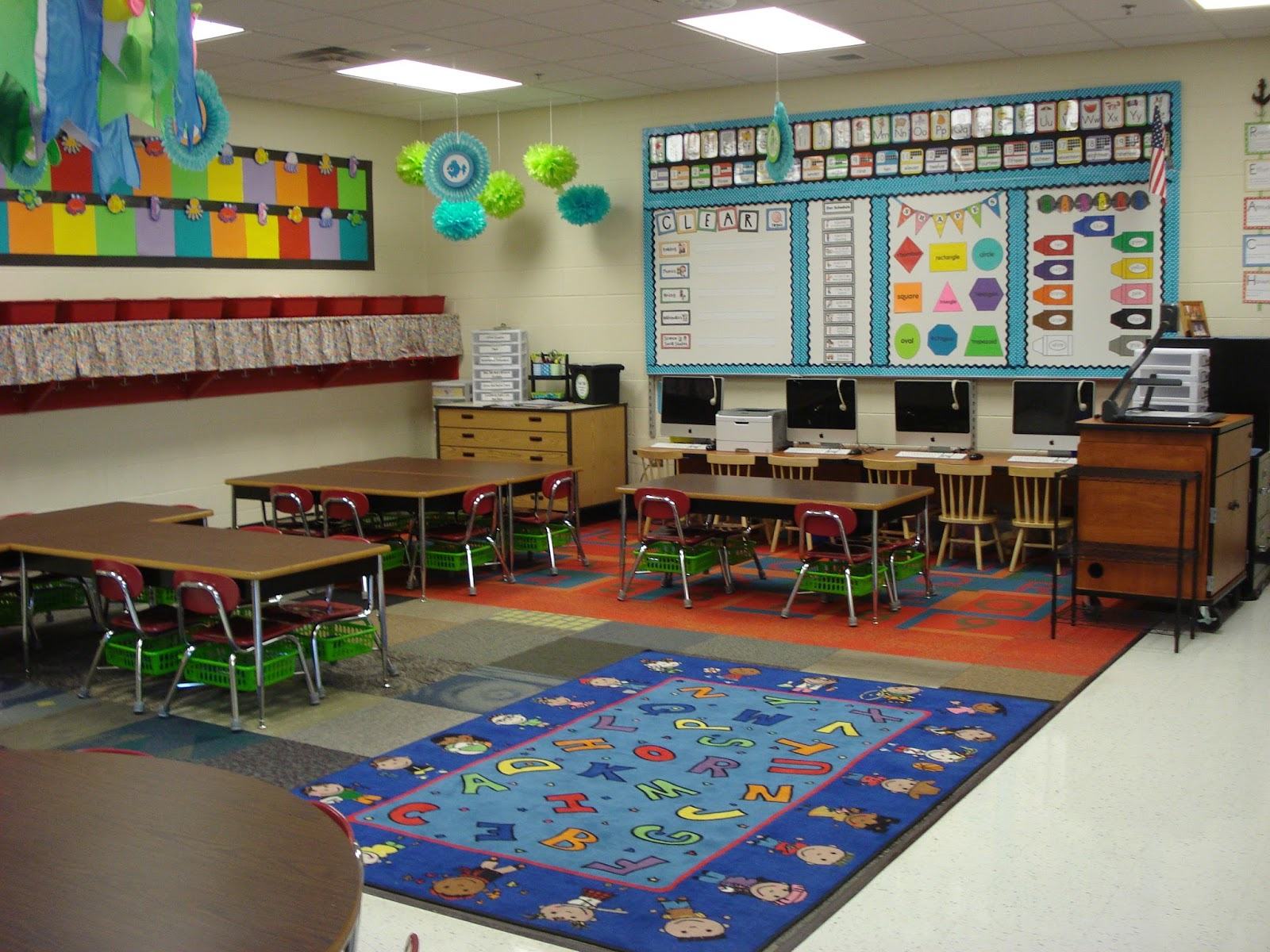 Classroom Ideas Primary ~ Kindertrips classroom photos