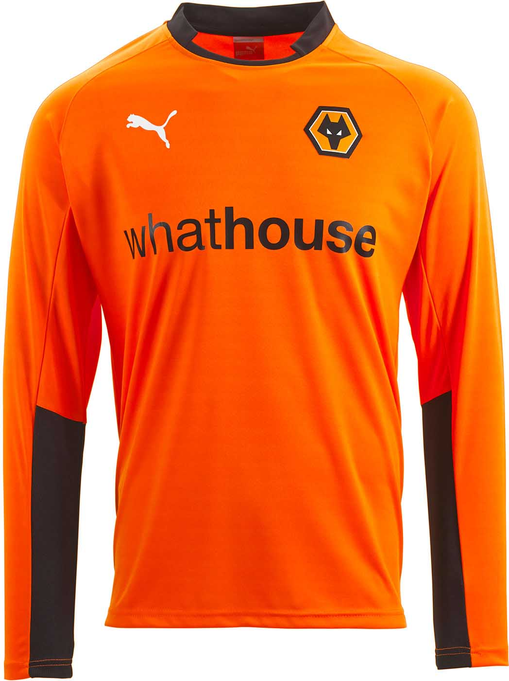 Wolves 14 15 goalkeeper kit