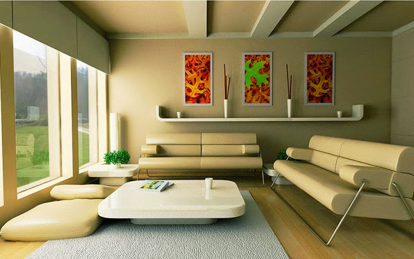 10 Foto Interior Rumah Modern Minimalis Terpopuler