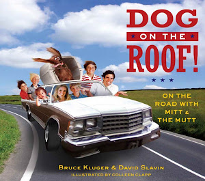 """Dog on the Roof!"" A Collectible Book"