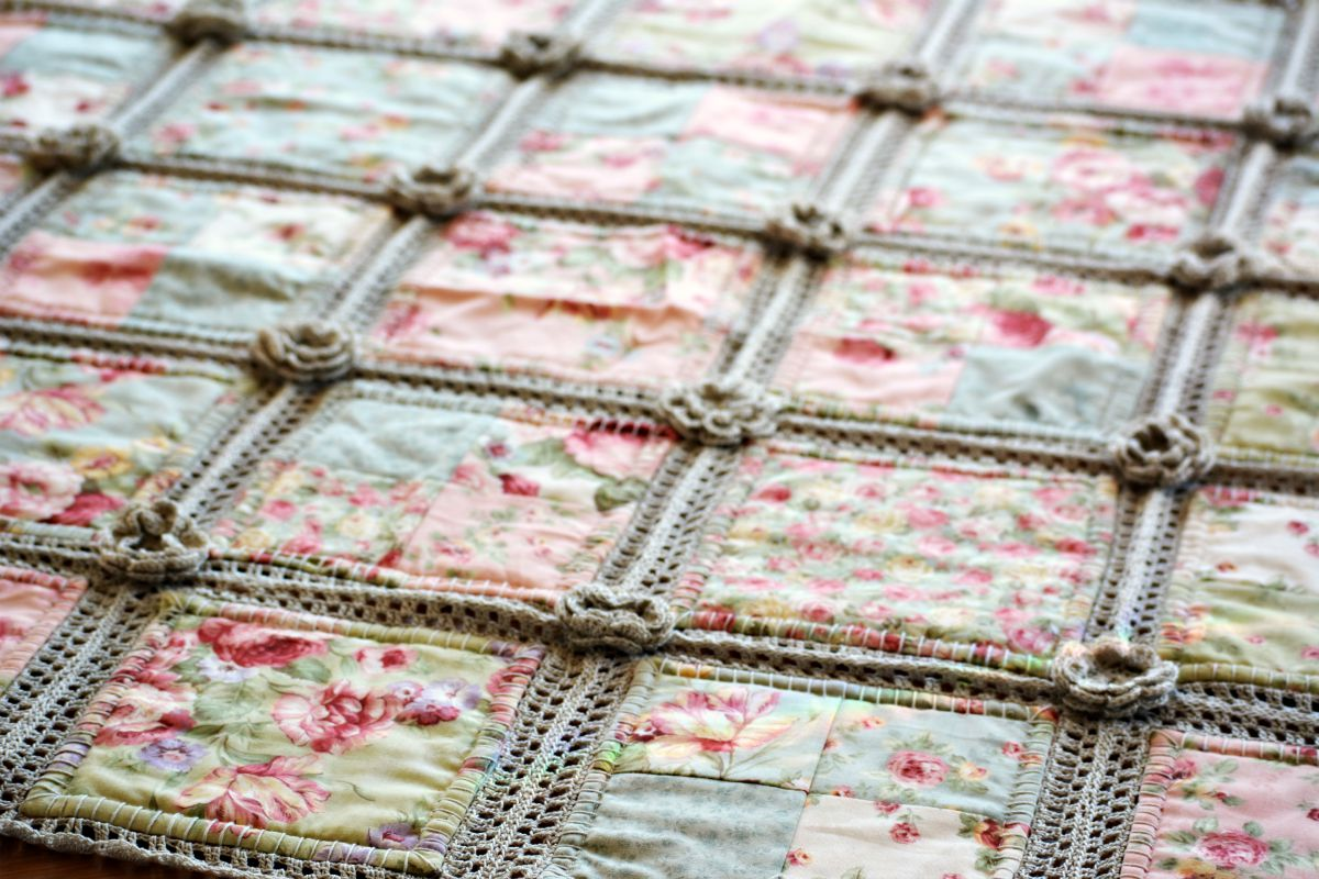 Crochet Quilt Patterns Simple Decorating Ideas