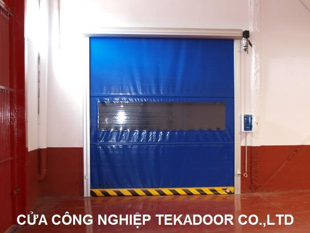 Cửa cuốn đóng mở nhanh tự động High Speed Door