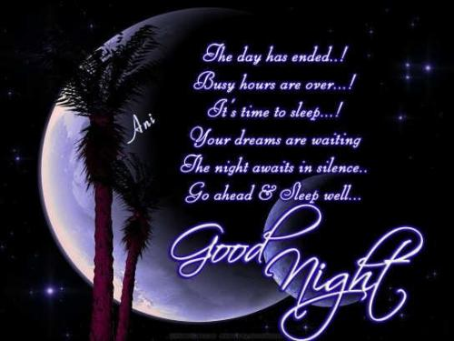 Love Quotes For Him Saying Goodnight : Goodnight Quotes For Him Goodnight quotes will