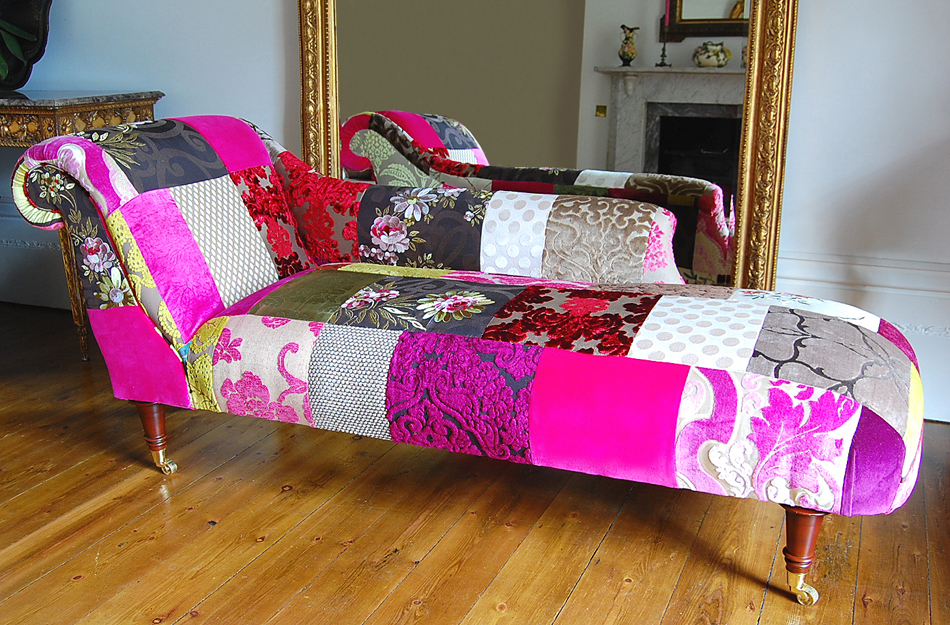 funky louis cold toes colourful couches. Black Bedroom Furniture Sets. Home Design Ideas