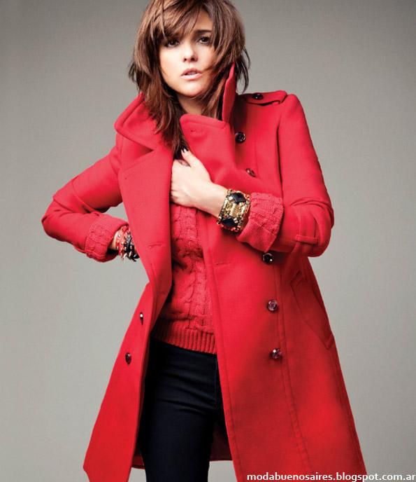 Markova otoño invierno 2013 moda Argentina