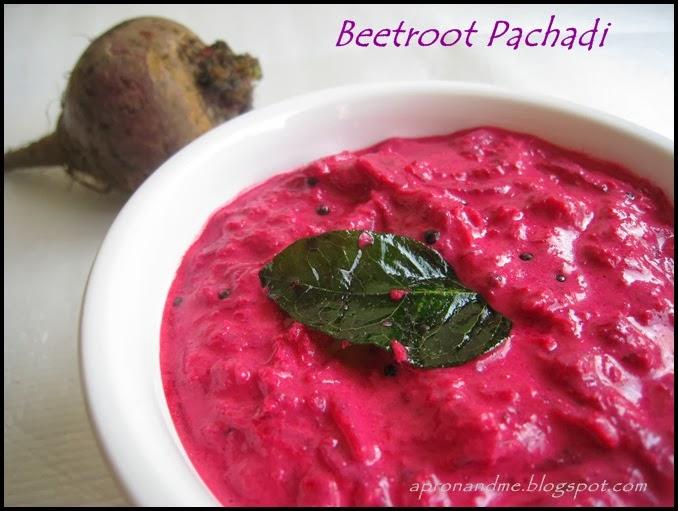 Beetroot-Pachadi