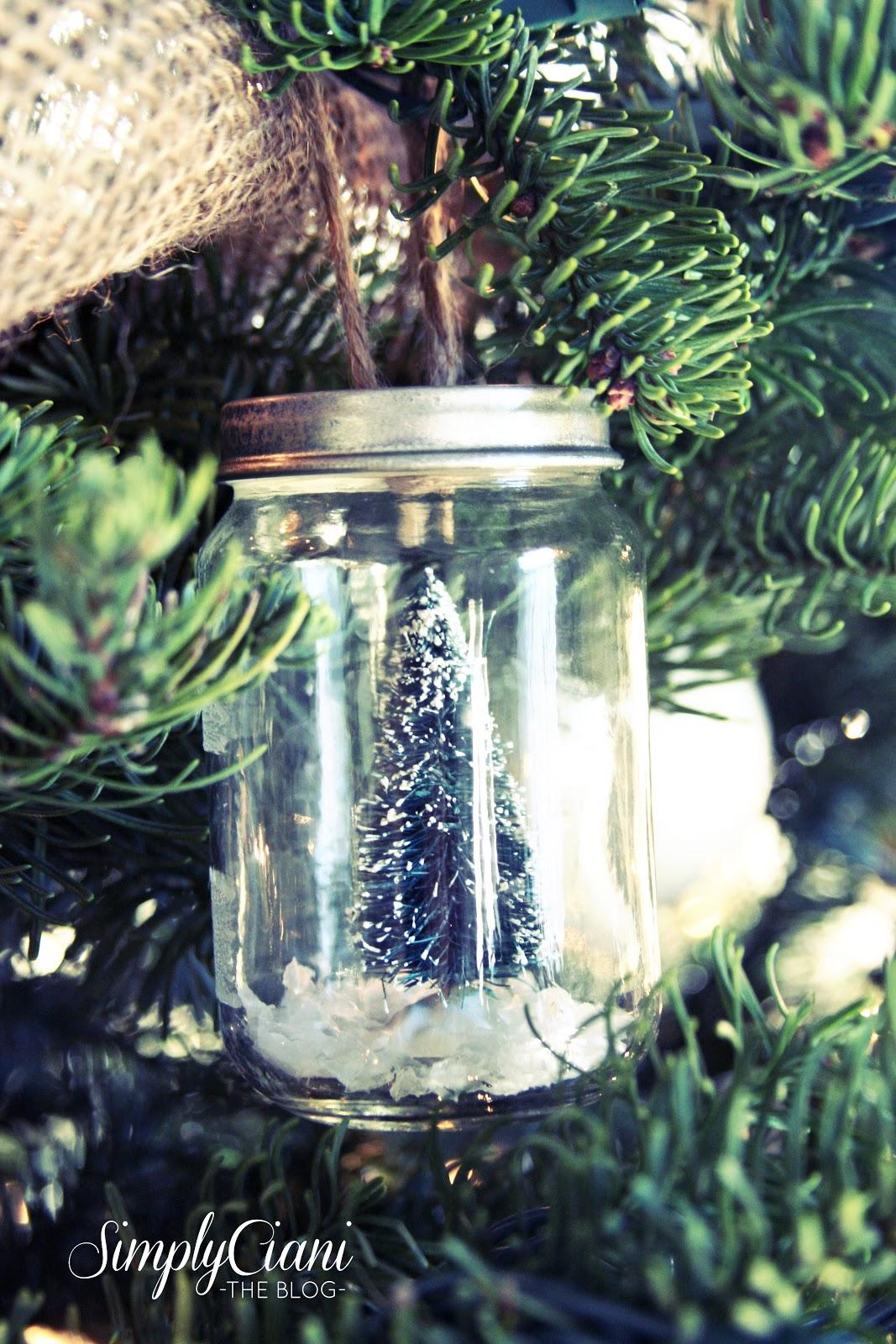 Mason jar ornaments - Mason Jar Ornaments 19