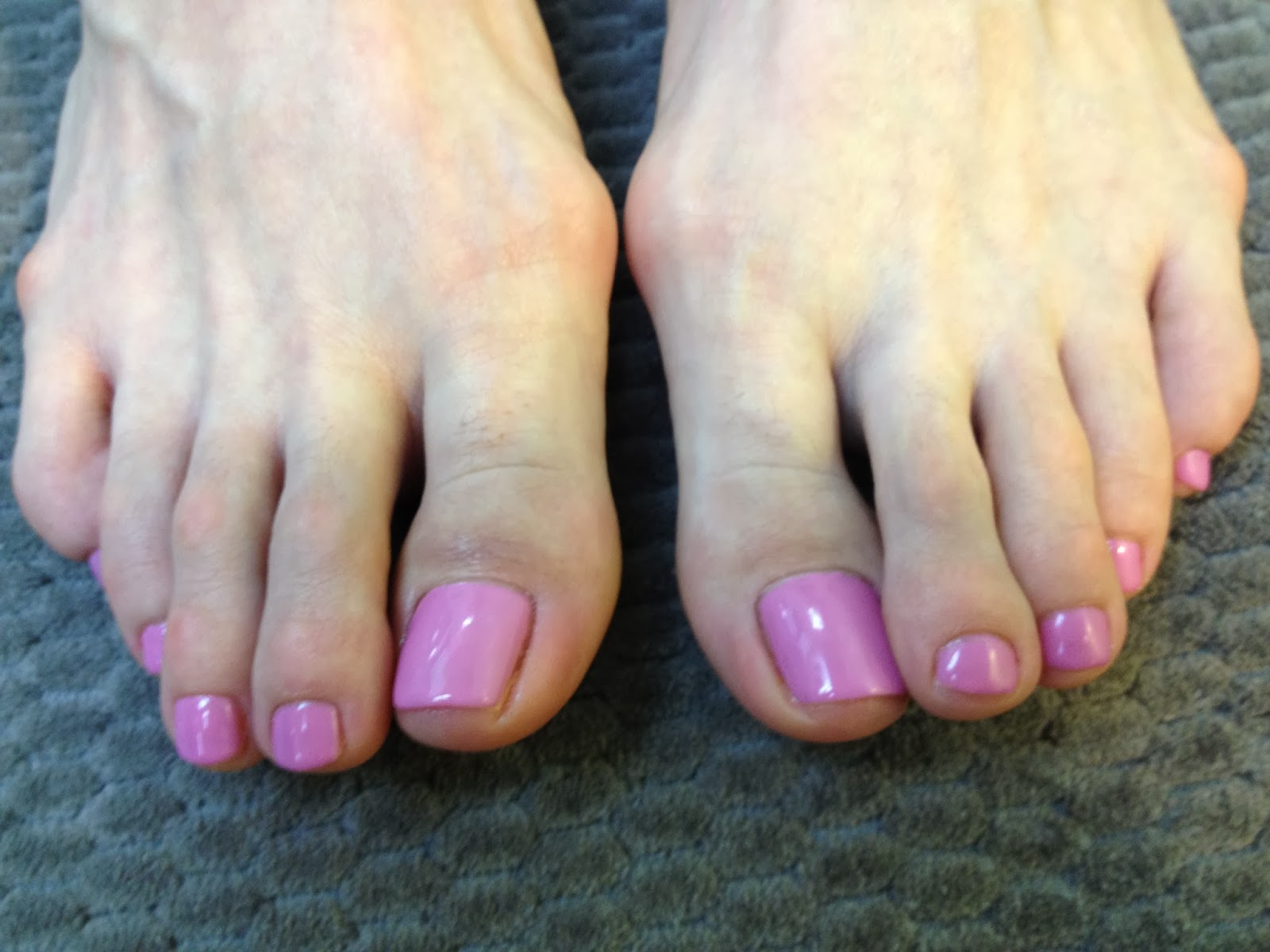 Before After Nail Tip Extension