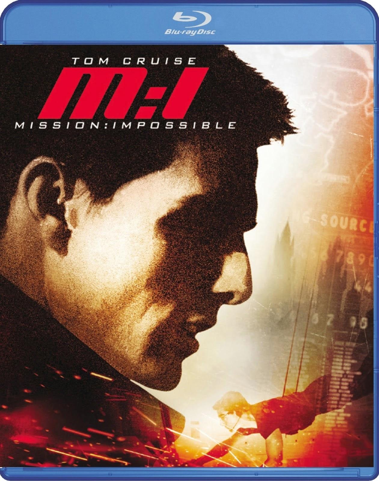 Mission: Impossible 1996 ฝ่าปฏิบัติการสะท้านโลก