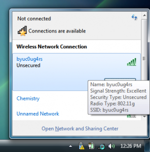 how to connect hp laptop to pocket wifi