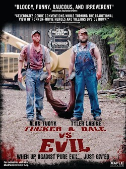 Kỳ Nghỉ Kinh Hoàng - Tucker And Dale Vs Evil (2010) Poster