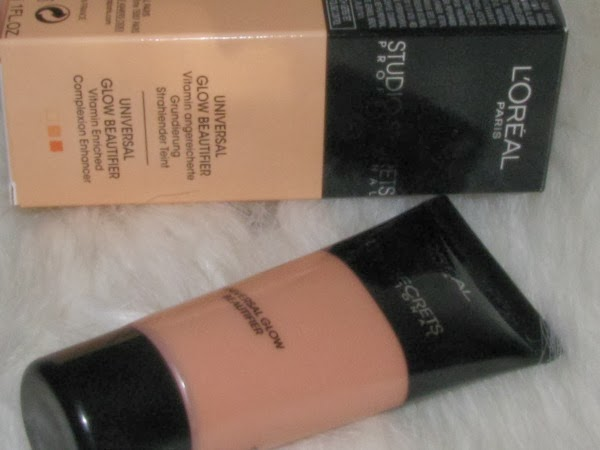 L´Oréal Paris Universal Glow Beautifier - Review (Studio Secrets Professional)