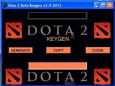 Dota 2 Beta Keygen 2012