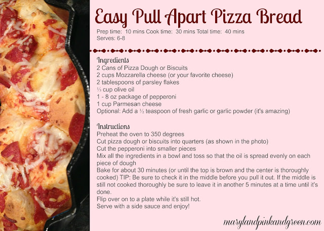 easy pull apart pizza bread recipe bundt pan