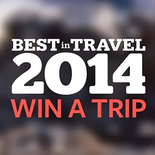Lonely Planet Best in Travel 2014 city #bestintravel