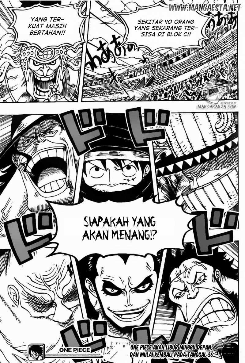 one piece 715 indonesia