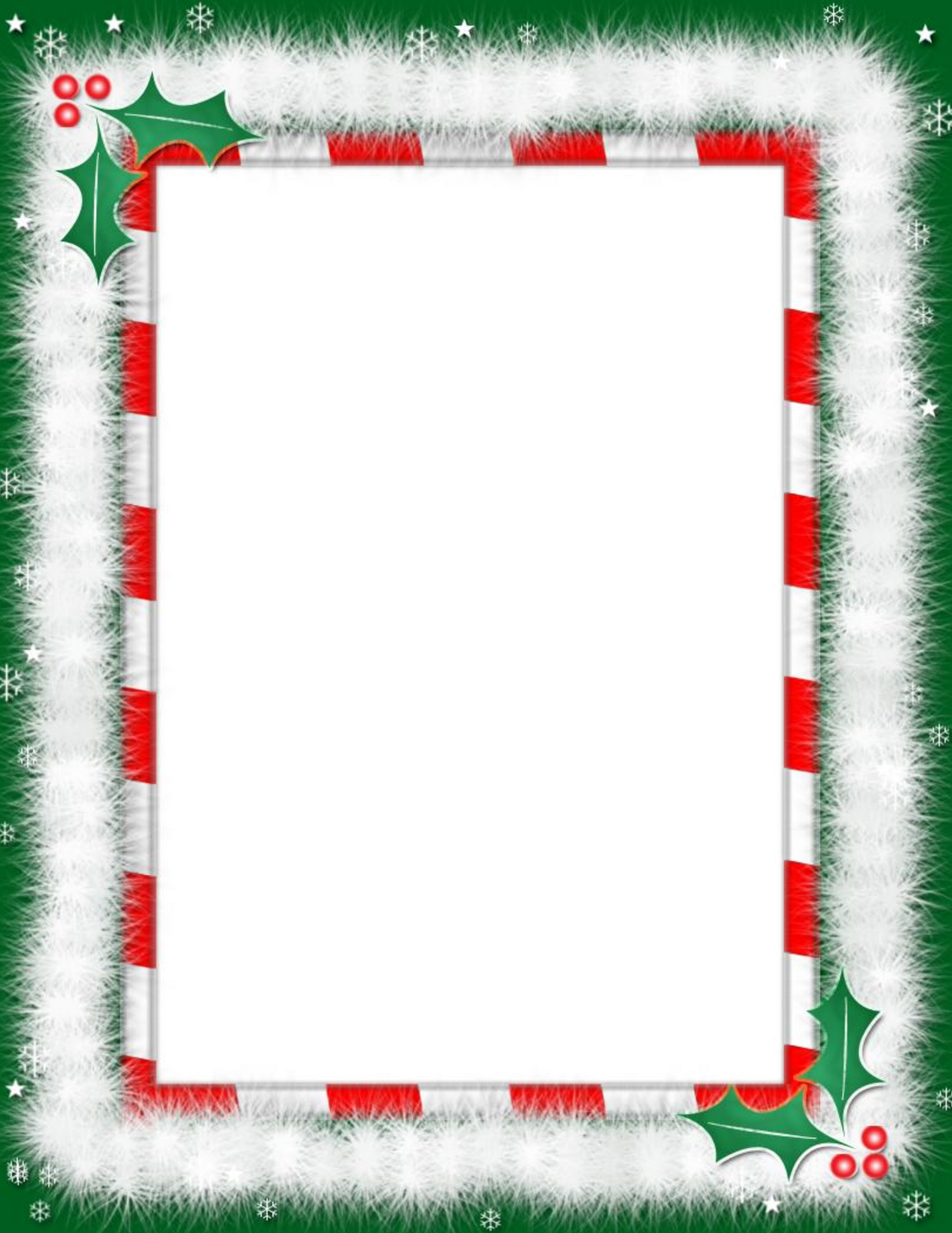 Christmas wallpapers and images and photos christmas for Free christmas border templates