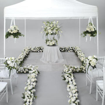 Inspiration mariage - Decoration de table de mariage ...