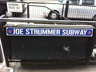 Joe Strummer Subway, London W1