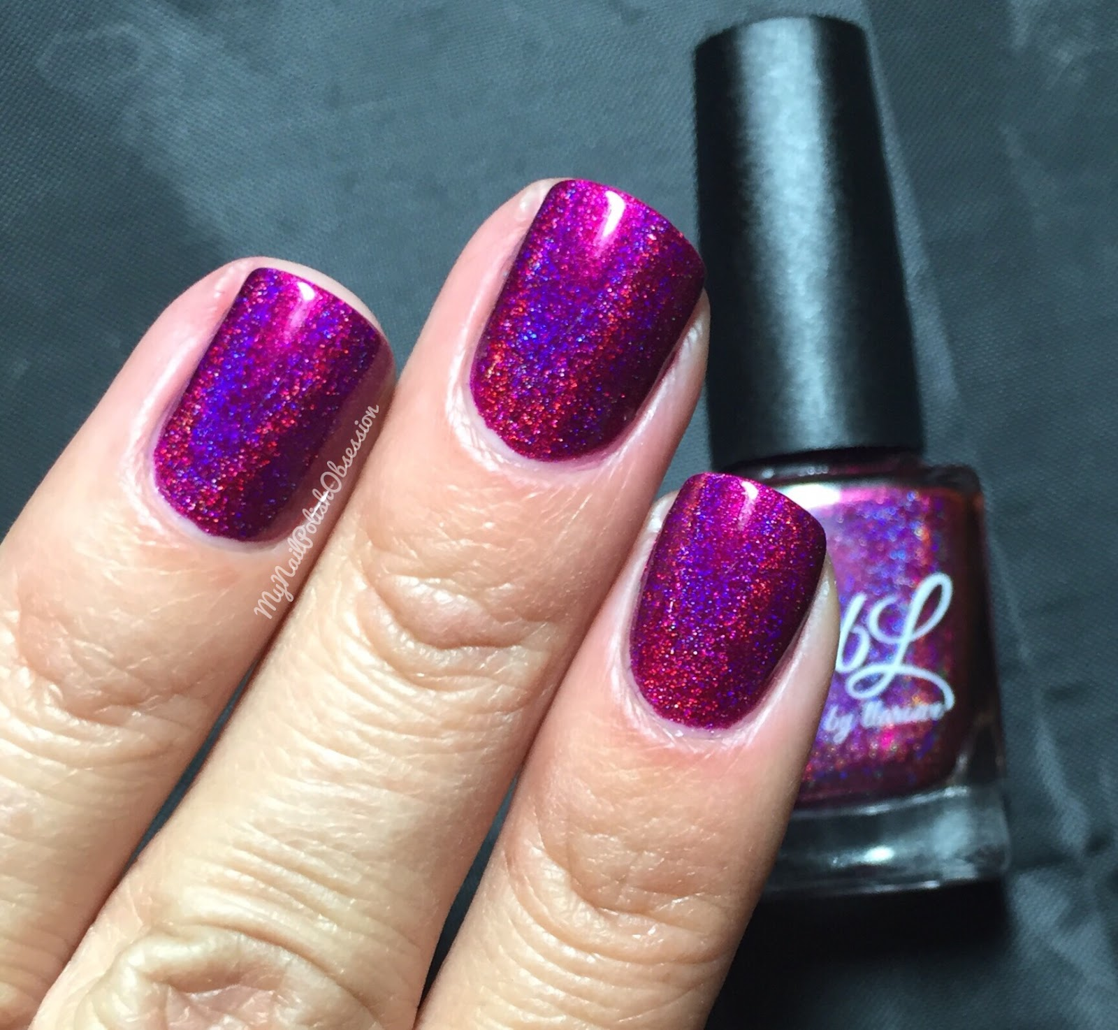 My Nail Polish Obsession: Colors by Llarowe Winter 2015