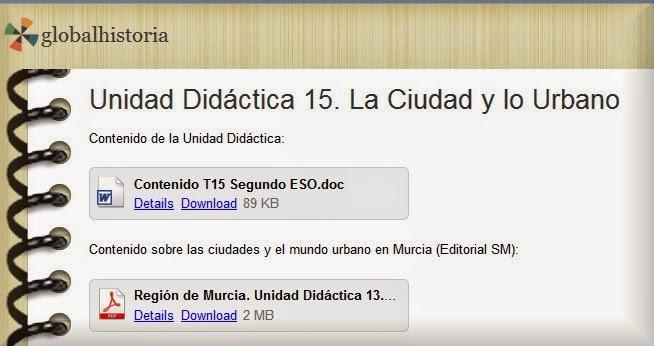 http://globalhistoria.wikispaces.com/Unidad+Did%C3%A1ctica+15.+La+Ciudad+y+lo+Urbano