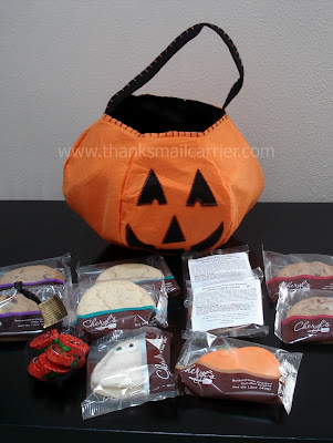 Halloween treat bag