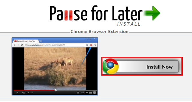 How To Pause Youtube Videos To Watch Later In Chrome