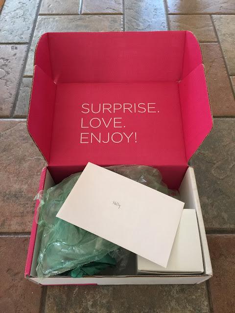 While I'm Waiting...Christmas Cheer Box Swap