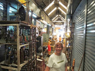 Bangkok, shopping, Marla Gentry