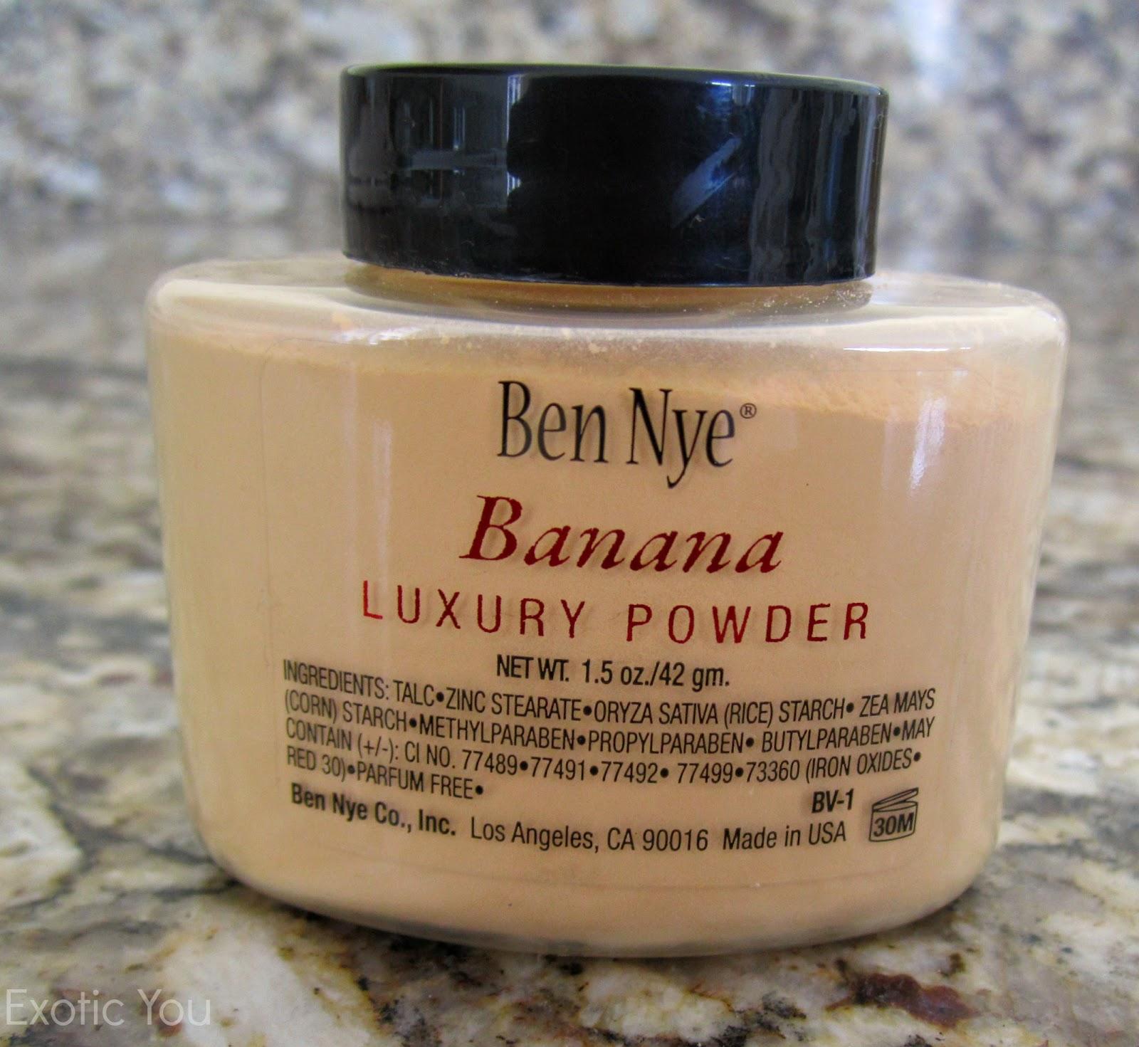 Bannana powder