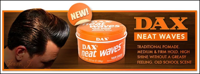 Dax Neat Waves Hair Dress 3.5oz - Pomade Shop