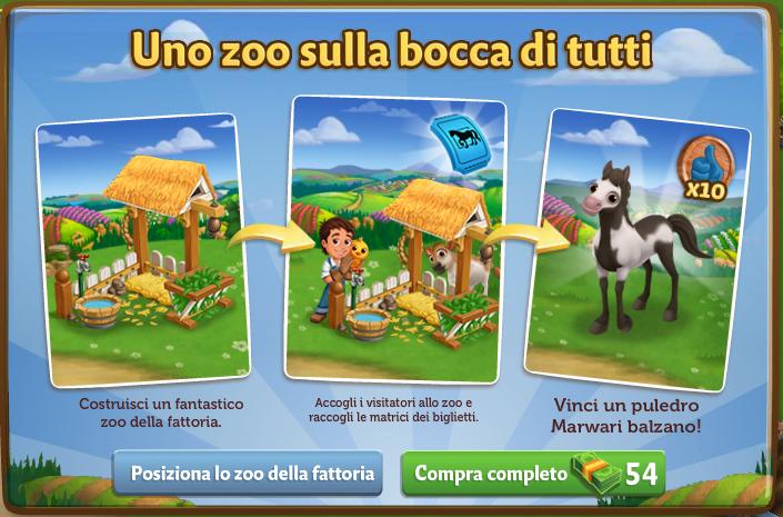 Costruisci il tuo zoo della fattoria nicole farm for Costruisci il tuo prezzo della casa