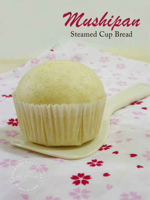 Japanese Steamed Egg Buns (Mushi Pan) Recipe — Dishmaps