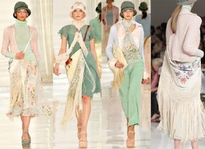 2012 Yaz - Yay geyim kolleksiyası