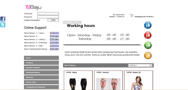 10BAJU.COM Supplier dan Grosir Baju Import Murah