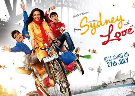 Watch From Sydney with Love (2012) Hindi Movie Online