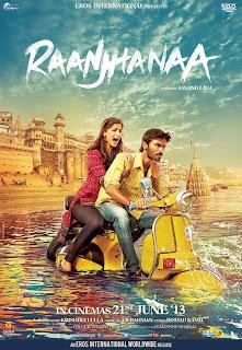 Raanjhanaa<br><span class='font12 dBlock'><i>(Raanjhanaa)</i></span>